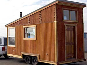 Northwest Mountaineer by Tiny SMART House