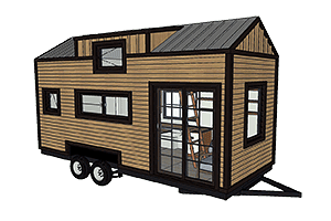 Tiny Smart House Custom Tiny Homes Trailers Plans