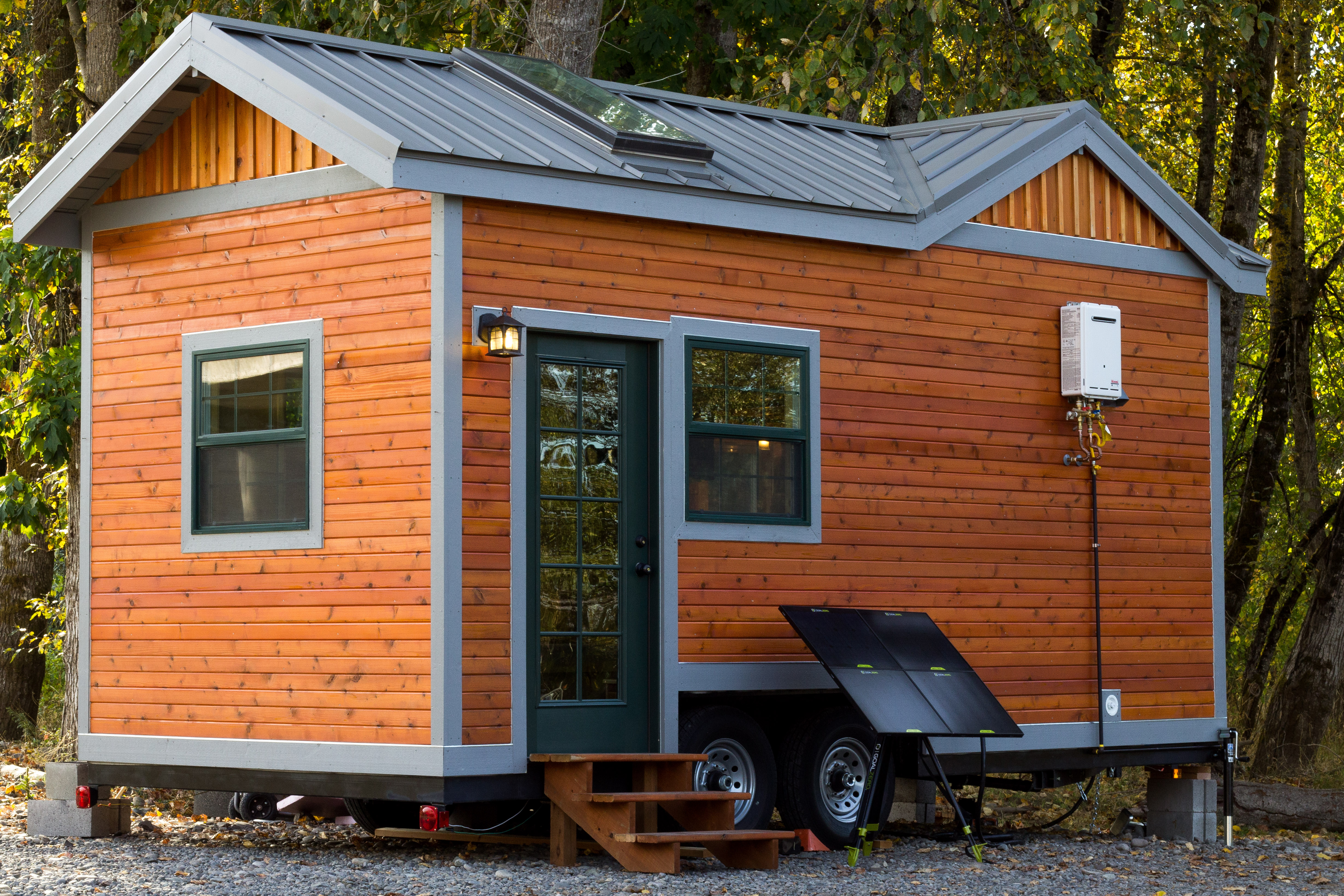 Oregon Trail Tiny Smart House