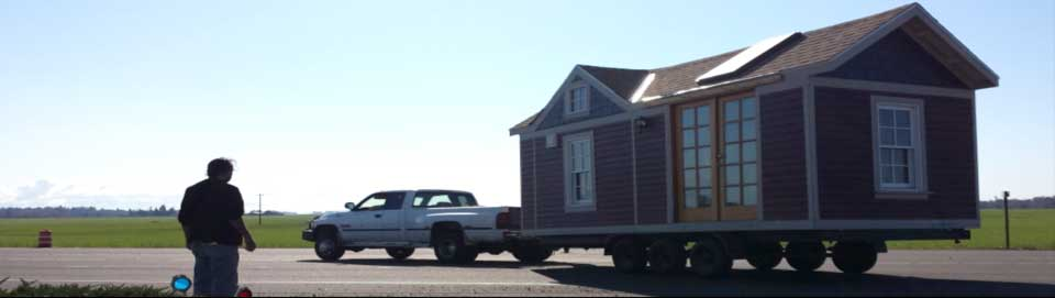 Towing a Tiny House