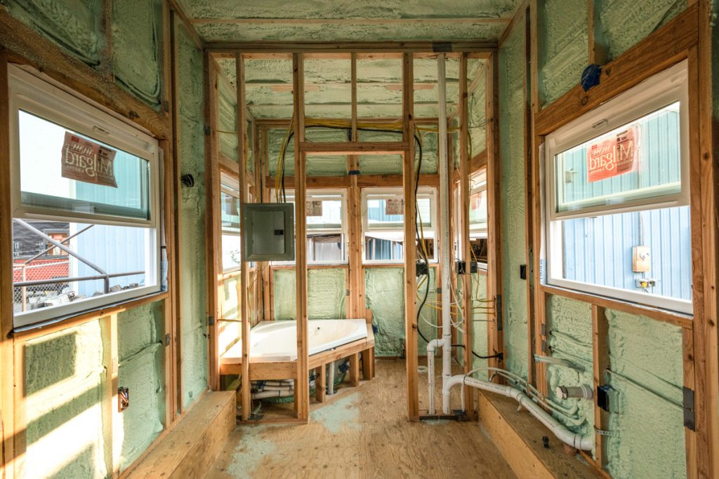 Sustainable Eco Friendly Tiny Smart House