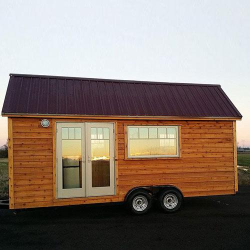 Tiny Smart House Custom Tiny Homes Trailers Amp Plans