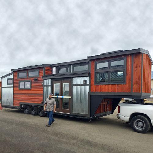 Tiny SMART House | Custom Tiny Homes, Trailers & Plans