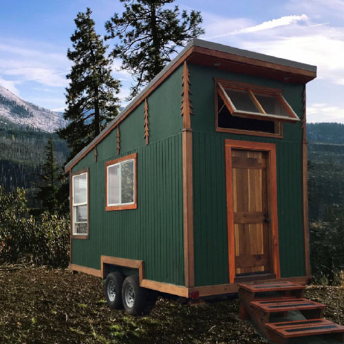 Wisconsin chateau tiny house wisconsin chateau nw mountaineer